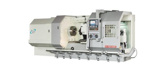 MÁY TIỆN CNC ANNN YANG DY-660C~760C|Máy tiện trục cán