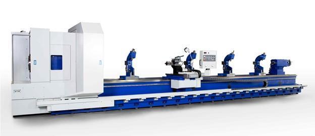 Máy tiện CNC Annn Yang DY 1000-1100c|Máy tiện trục cán