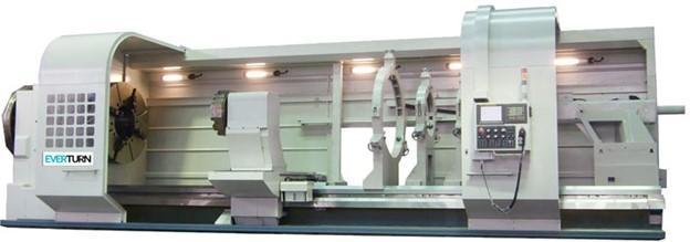 MÁY TIỆN ỐNG DẦU KHÍ EVERTURN EV-1200/2000H|Máy tiện CNC