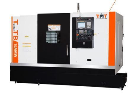 MÁY TIỆN CNC TMT 3 TRỤC dòng TTB-15AMW Máy tiện Đài Loan