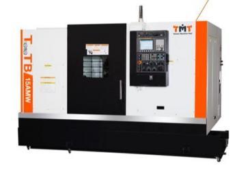 MÁY TIỆN CNC hãng TMT 3 TRỤC dòng TTB-15AMW