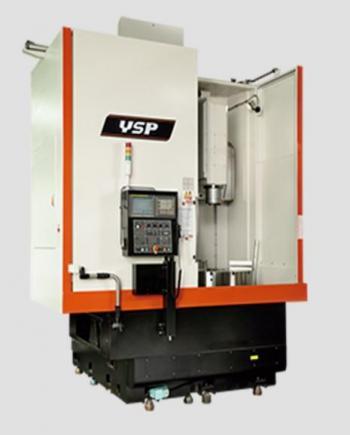 MÁY TIỆN ĐỨNG CNC YSP dòng VLR-750
