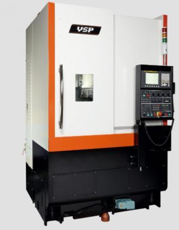 MÁY TIỆN ĐỨNG CNC YSP dòng VL-600 HR/HL