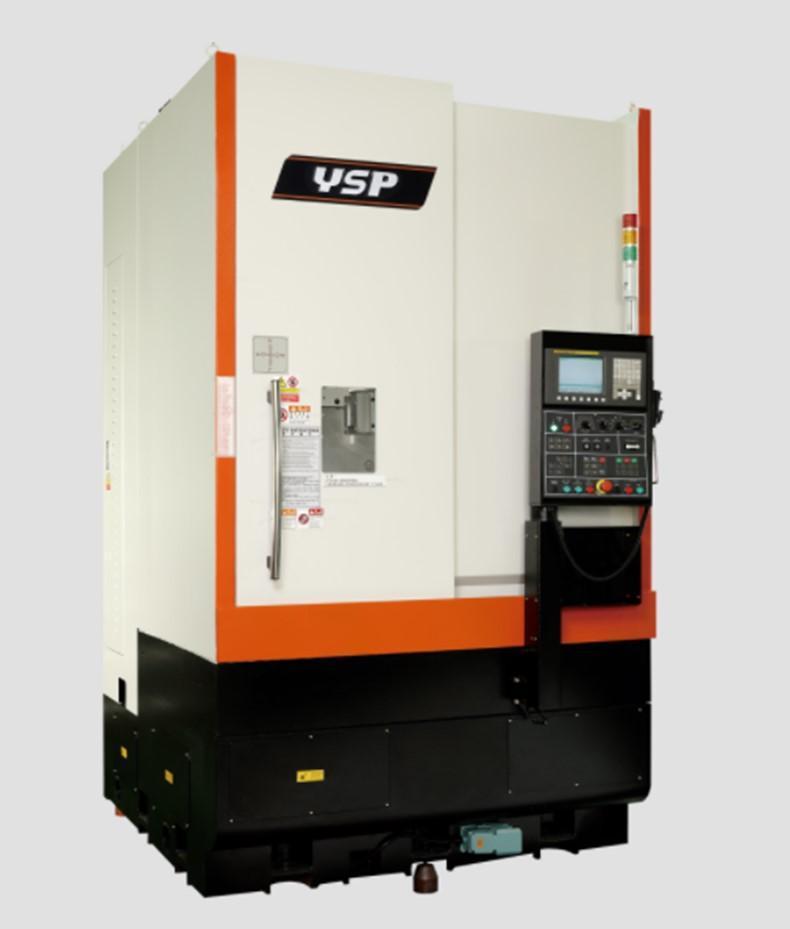 MÁY TIỆN ĐỨNG CNC YSP dòng VL-750 HR/HL|Máy tiện Đài Loan