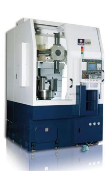 MÁY TIỆN ĐỨNG CNC hạng trung hãng HONOR SEIKI dòng VL series