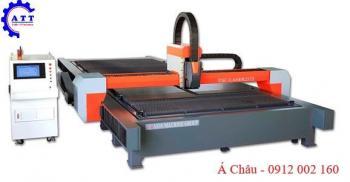 MÁY CẮT LASER CNC AMG FSC-Laser 1530
