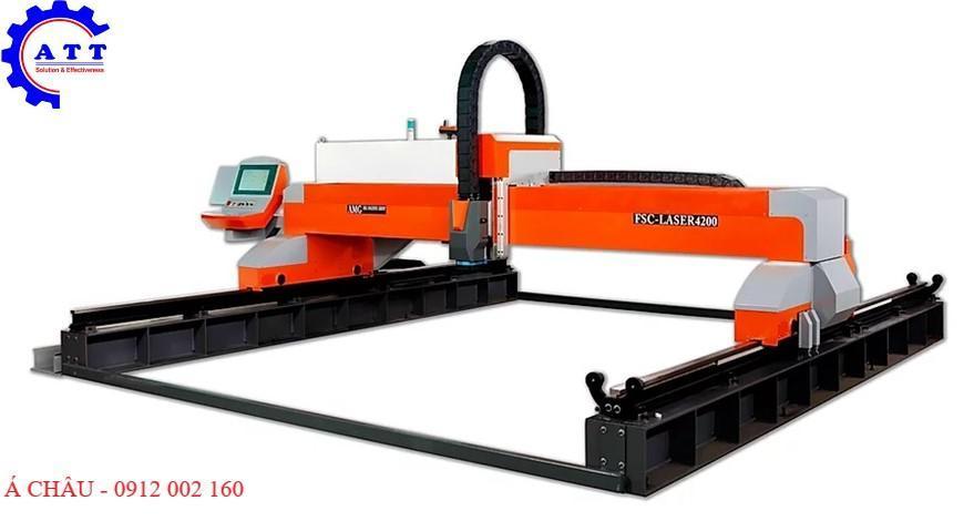 MÁY CẮT LASER CNC AMG FSC4200 Máy cắt laser Đài Loan