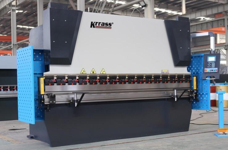 Máy chấn tôn thủy lực WC67K 500Tx4000 CNC E300 Giá tốt